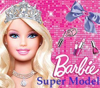 Barbie super model - Symbian game screenshots. Gameplay Barbie super