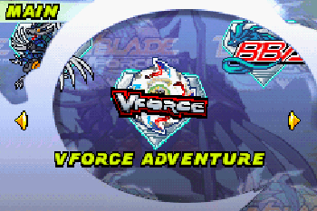 Beyblade V-Force: Ultimate Blader Jam - Symbian game screenshots. Gameplay Beyblade V-Force: Ultimate Blader Jam
