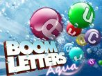 In addition to the sis game  for Symbian phones, you can also download Boom Letters for free.