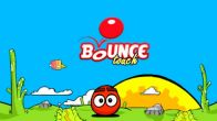 In addition to the sis game Raging thunder for Symbian phones, you can also download Bounce touch for free.