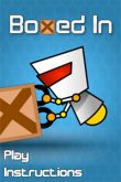 In addition to the sis game Marvel Super Heroes for Symbian phones, you can also download Boxed In for free.