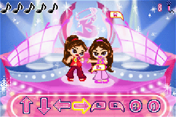 Bratz Babyz - Symbian game screenshots. Gameplay Bratz Babyz