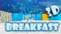 In addition to the sis game Block Breaker 3 Unlimited for Symbian phones, you can also download Breakfast 3D for free.