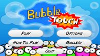 In addition to the sis game Putt-Putt Joins the Parade for Symbian phones, you can also download BubbleTouch for free.