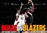 In addition to the sis game  for Symbian phones, you can also download Bulls vs. Blazers and the NBA playoffs for free.