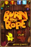 In addition to the sis game SD Gundam Force for Symbian phones, you can also download Burn The Rope for free.