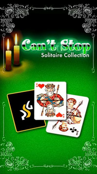 can t stop solitaires collection adalah koleksi game solitaire yang