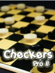 In addition to the sis game  for Symbian phones, you can also download Checkers Pro II for free.
