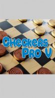 In addition to the sis game  for Symbian phones, you can also download Checkers Pro V for free.