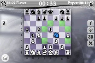 Chess Classics - Symbian game screenshots. Gameplay Chess Classics