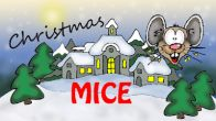 In addition to the sis game Hero of Sparta for Symbian phones, you can also download Christmas Mice for free.