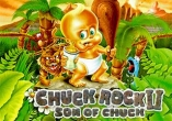 In addition to the sis game Pokemon: Sapphire Version for Symbian phones, you can also download Chuck Rock 2: Son of Chuck for free.