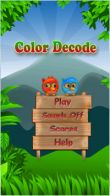 In addition to the sis game Midnight bowling 3D for Symbian phones, you can also download Color Decode for free.