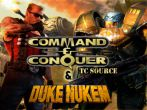 In addition to the sis game Prince of Persia for Symbian phones, you can also download Command and Conquer TC Source (Duke Nukem MOD) for free.