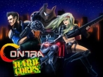 In addition to the sis game  for Symbian phones, you can also download Contra: Hard corps for free.