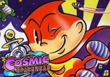 In addition to the sis game King's Quest 2: Romancing the Throne for Symbian phones, you can also download Cosmic spacehead for free.