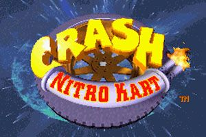 Crash Nitro Kart download free Symbian game. Daily updates with the best sis games.