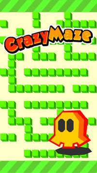 Crazy Maze - Symbian game screenshots. Gameplay Crazy Maze
