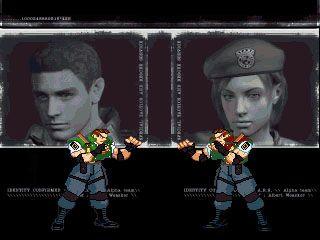 Crisis Evil (Resident Evil) - Symbian game screenshots. Gameplay Crisis Evil (Resident Evil)