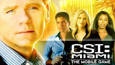 CSI Miami HD - Symbian game screenshots. Gameplay CSI Miami HD