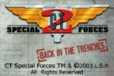 In addition to the sis game  for Symbian phones, you can also download CT Special Forces Back to Hell for free.