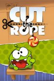 In addition to the sis game Mobile darts for Symbian phones, you can also download Cut the Rope for free.