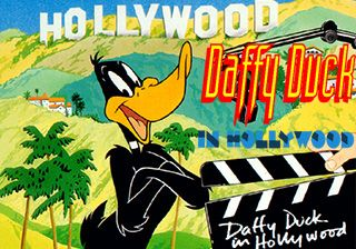 Daffy Duck in Hollywood download free Symbian game. Daily updates with the best sis games.