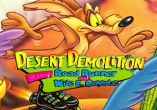 In addition to the sis game Duck Hunting for Symbian phones, you can also download Desert Demolition: Starring Road Runner and Wile E. Coyote for free.