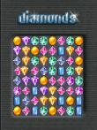 In addition to the sis game Fighters! 3D for Symbian phones, you can also download Diamonds for free.