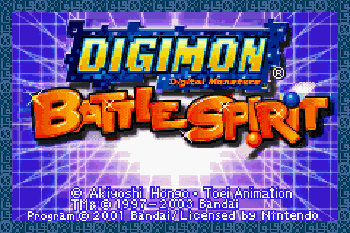 Digimon Battle Spirit - Symbian game screenshots. Gameplay Digimon Battle Spirit