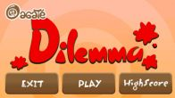 In addition to the sis game Christmas Mice for Symbian phones, you can also download Dilemma for free.