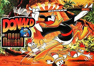 Donald in Maui Mallard download free Symbian game. Daily updates with the best sis games.