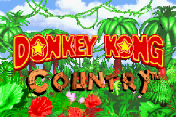 Donkey Kong Country - Symbian game screenshots. Gameplay Donkey Kong Country