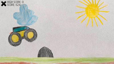 DoodleDrive S60v5 S^3 Anna Nokia Belle