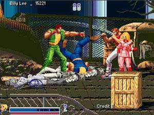double dragon game download for mobile