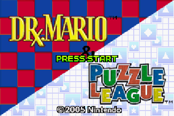 Dr. Mario & Puzzle league - Symbian game screenshots. Gameplay Dr. Mario & Puzzle league