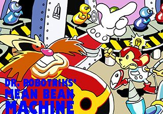 Dr. Robotnik's mean bean machine download free Symbian game. Daily updates with the best sis games.