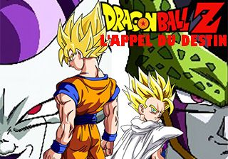 Dragon Ball Z: L'Appel du destin download free Symbian game. Daily updates with the best sis games.