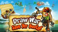 In addition to the sis game Ms. Pac-Man Maze Madness for Symbian phones, you can also download Draw War Save Yer Booty for free.
