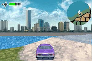 Driver 3 - Symbian game screenshots. Gameplay Driver 3