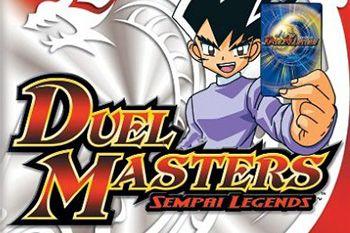 Duel masters: Sempai Legends - Symbian game screenshots. Gameplay Duel