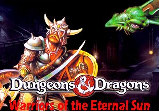 Dungeons & dragons: Warriors of the eternal sun download free Symbian game. Daily updates with the best sis games.