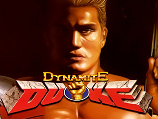Dynamite Duke download free Symbian game. Daily updates with the best sis games.
