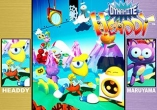 In addition to the sis game  for Symbian phones, you can also download Dynamite Headdy for free.