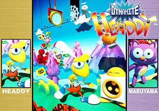 Dynamite Headdy download free Symbian game. Daily updates with the best sis games.