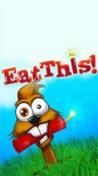In addition to the sis game Raging thunder for Symbian phones, you can also download Eat This for free.