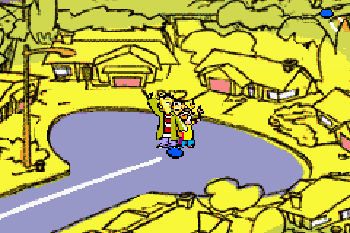 Ed, Edd n Eddy: Jawbreakers! - Symbian game screenshots. Gameplay Ed