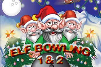 Elf bowling 1 & 2 - Symbian game screenshots. Gameplay Elf bowling 1 & 2