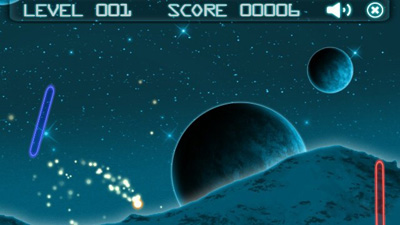 ePong - Symbian game screenshots. Gameplay ePong