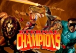 In addition to the sis game Raging thunder for Symbian phones, you can also download Eternal champions for free.